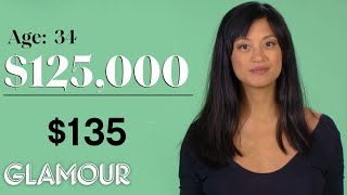 Women of Different Salaries: What Does Your Haircut Cost? | Glamour