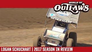 Logan Schuchart | 2017 World of Outlaws Craftsman Sprint Car Series Season In Review