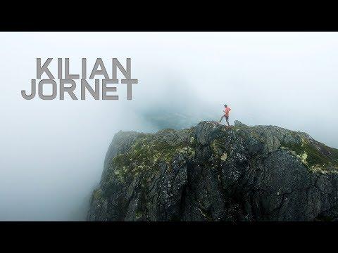 סרטון מדהים של קיליאן ג'ורנט רץ על הרי האנדלסנס שבנורבגיה