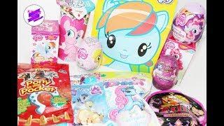 Сюрпризы My little pony (май литтл пони), Filly (Филли), Пони в моем кармашке и др.