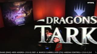 Pro Tour Dragons of Tarkir Quarterfinals (Standard): Ondrej Strasky vs. Andrew Ohlschwager