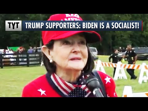 Do Trump Supporters Know What Socialism Is?