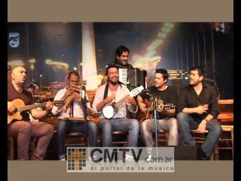 Los Tekis video Arde la ciudad - Acústico Especial Folk 2012