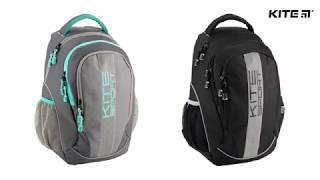 """Рюкзак молодежный Kite Sport K18-816L-1 от компании Интернет-магазин """"Радуга"""" - школьные рюкзаки, канцтовары, творчество - видео"""