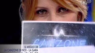 Il Meglio De La Canzone Di Noi  La Gara  Venerdì 13 Giugno Alle Ore 2120 Su Tv2000