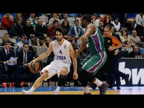 Highlights: Top 16, Round 11 vs. Unicaja Malaga