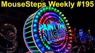 MouseSteps Weekly #195: Disneyland; Magic Morning; Haunted Mansion; Paint the Night; Grand Legacy