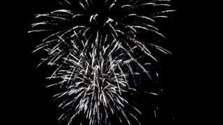 preview picture of video 'Feuerwerk - Stadtfest Eilenburg 2012'