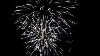 preview picture of video 'Feuerwerk - Stadtfest Eilenburg 2012'