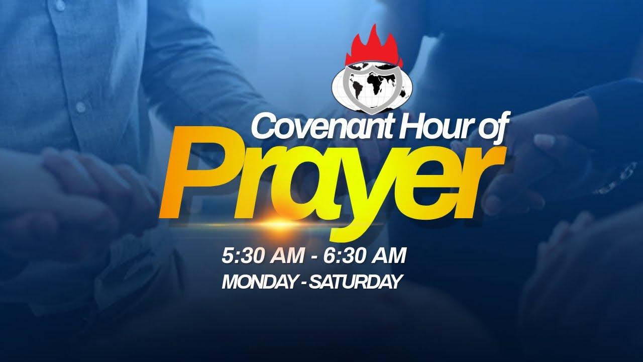 Winners' Chapel Covenant Hour of Prayer 8 April 2021