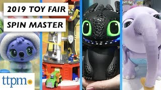 Toy Fair 2019: Spin Master's Hatchimals, PAW Patrol, How To Train Your Dragon and more