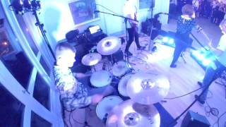 67 Seas in your eyes (Dizzy Mizz Lizzy) - Rising by Setting - Live band cover