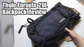 Thule EnRoute 20L Backpack Review
