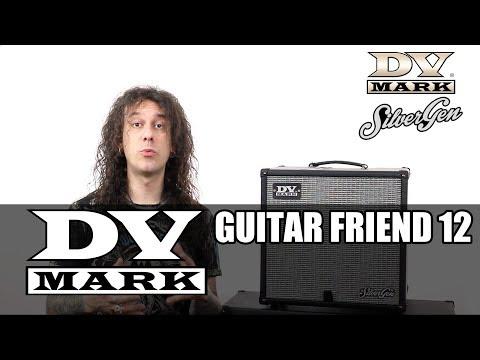 DV MARK Guitar Friend 12 Kytarové tranzistorové kombo