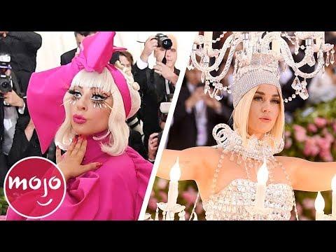 Top 10 Best Met Gala Looks (2019)