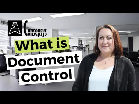 What is Document Control – Consepsys Expert Definition [in less ...