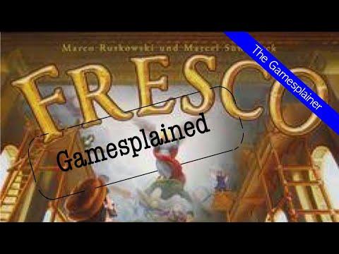 Fresco Gamesplained - Part 1