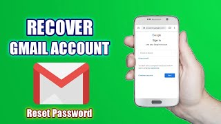 How To Recover Gmail Account Password (2020)