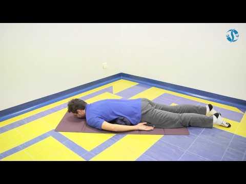 Esercizi per la colonna cervicale da Borshchenko