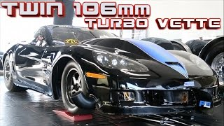 4000+HP ZR1 pulls 3G's of acceleration! 212MPH | Kholo.pk