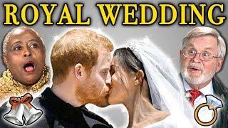 ELDERS REACT TO ROYAL WEDDING (Prince Harry and Meghan Markle)