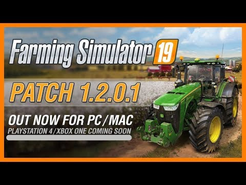 UPDATE 1.2 RELEASED AND WHY IT'S NOT ON CONSOLE YET | Farming Simulator 19 Mp3