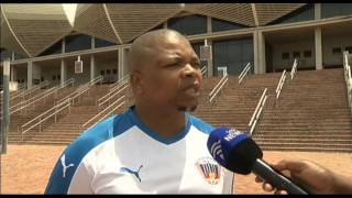 Chippa United placed their head coach on special leave