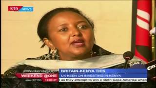 Kenya is ranked among the top countries that Britain want to invest in.