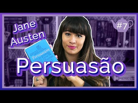 EU LI: Persuasão {Mês de Jane} | All About That Book |