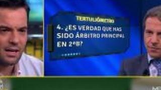 El tertuliómetro más sorprendente a Cristóbal Soria