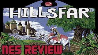 Daria Reviews Hillsfar [NES] in Under a Minute | Clip from the NES A-Z Collaboration
