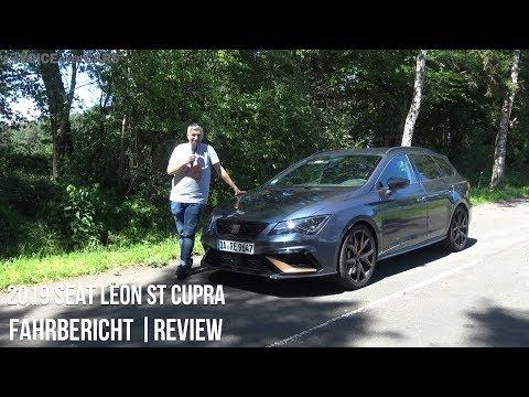 2019 Seat Leon ST Cupra R Fahrbericht Test Review Verbrauch Preis Leistung Voice over Cars