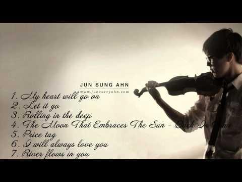 Tuyển tập các bài hát Violin hay nhất cover by Jun Sung Ahn