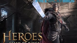 Heroes of COK - Clash of Kings Gameplay Android / iOS
