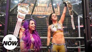 WWE Elimination Chamber: Bryan retiene título mundial; Lynch ataca a Rousey y Flair; NUEVAS Campeona