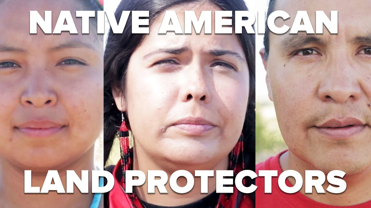 We Are Land Protectors, Not Protesters thumbnail