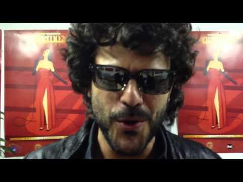 Francesco Renga, intervista a Sanremo 2014 e saluto a VareseNews