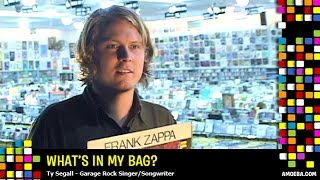 Ty Segall - What's In My Bag?