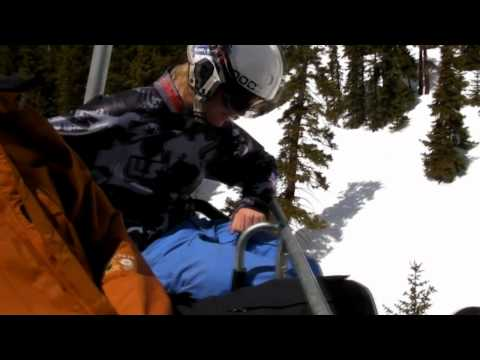 Boardercross Snowboards – Testing with Donek