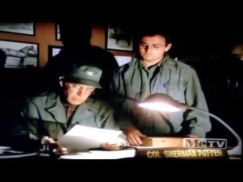 M*A*S*H   Radar Writes A Condolence Letter For A Dead Soldier. Mp3