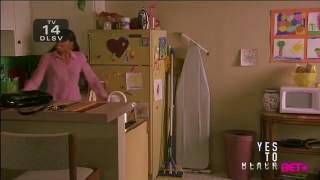 Baby Boy (BET Version) - Jody and Yvette fight full scene