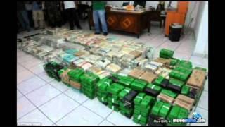 Mexican Drug Lord House Raid (Drug Bust)