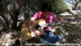 Lowden Young Guitarist of the Year 2014 Janet Noguera -Aventuras Misteriosas