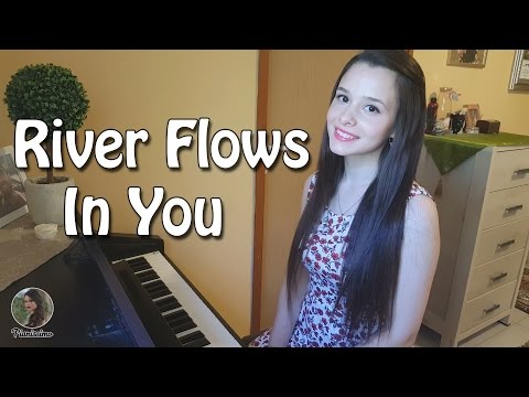 Yiruma - River Flows In You | Piano Cover by Yuval Salomon