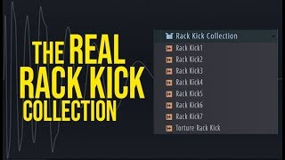 Free Rack Kick Collection Download (+ Torture Rack Kick) Free Trap Drum Kit