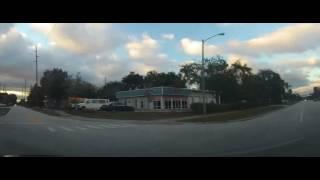 Driving Around Kissimmee, Florida