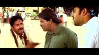 Sunil And Prakash Raj Comedy - Varsham
