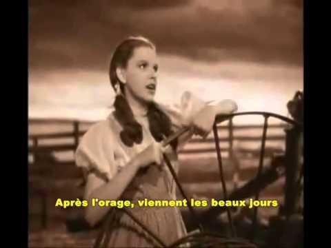 Leo Marjane - L'arc-en-ciel (El mago de Oz - Somewhere over the rainbow)