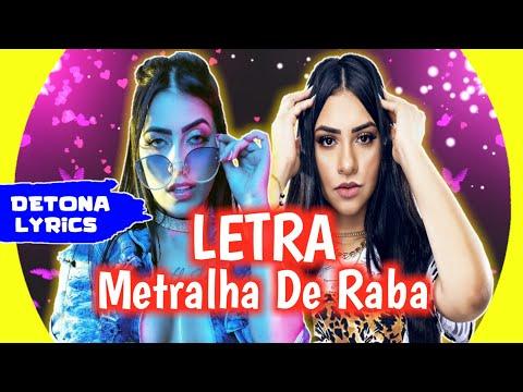 MC Mirella, Tainá Costa e Mad Dogz - Metralha de Raba (Letra Oficial)