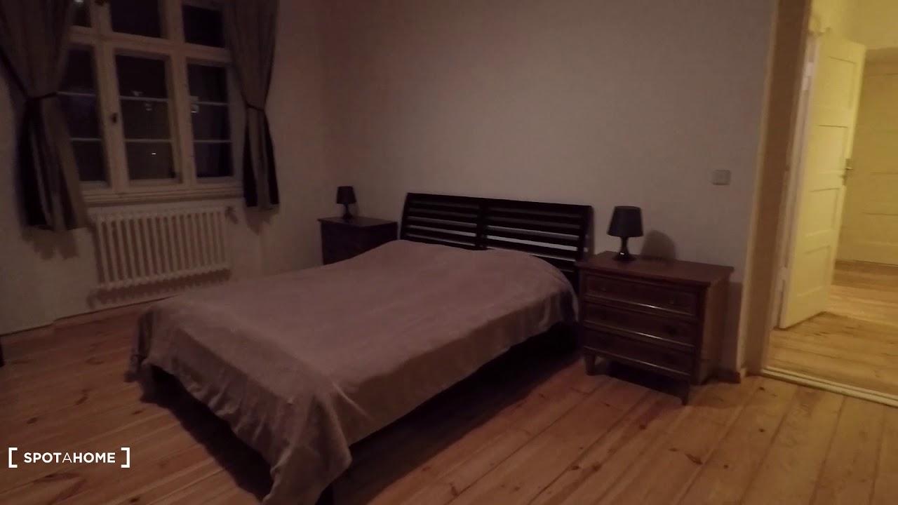 Fully furnished apartment witn 1-bedroom for rent in Schöneberg